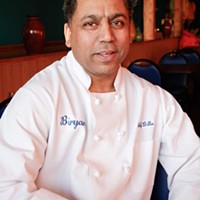 Biryani Chef Billu Photo by Heather Mull