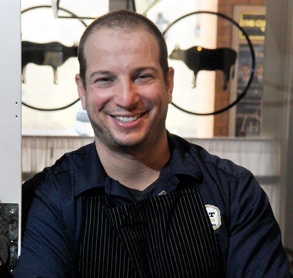 Chef Richard DeShantz