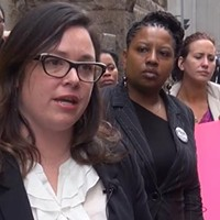 Chelsa Wagner takes aim at gender pay gap and opponent Mark Flaherty - CP TV