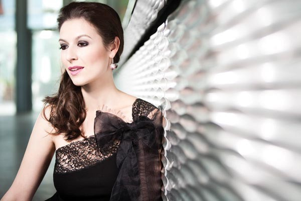 Chen Reiss at the Pittsburgh Symphony Orchestra