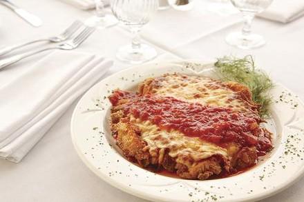 Chicken Parmigiana - HEATHER MULL
