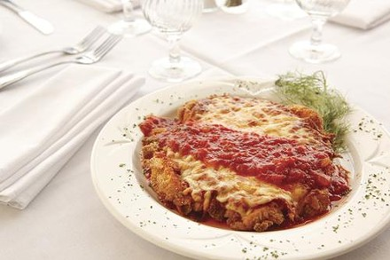 Chicken Parmigiana - HEATHER MULL