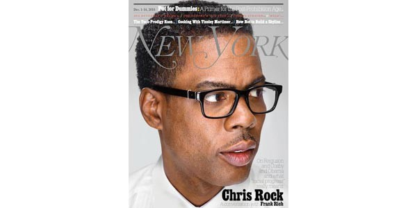 Chris Rock's conversation with Frank Rich