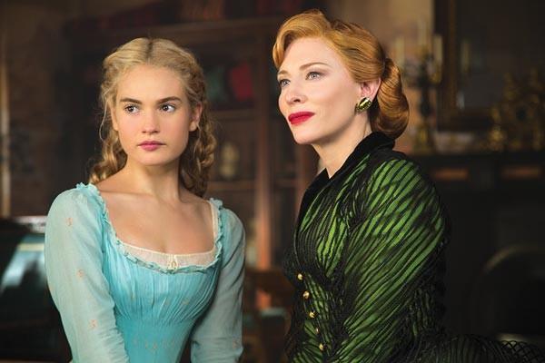 Cinderella Film 2015