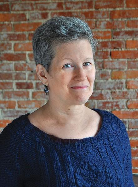 Co-author Carol Peterson - PHOTO COURTESY OF MARK KNOBIL