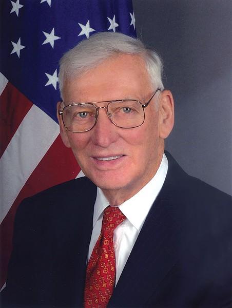 Co-author Dan Rooney - PHOTO COURTESY OF THE UNITED STATES EMBASSY