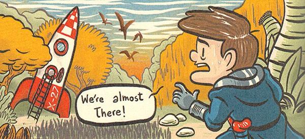 Copacetic Comics