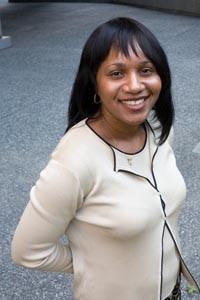 County councilor Amanda Green - HEATHER MULL