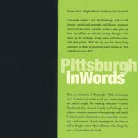 Creative Nonfiction explores <i>Pittsburgh in Words</i> with seven original essays.
