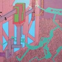 Artist Chris Kardambikis offers a brand-new creation myth (with plenty of room for interpretation).