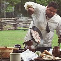 Culinary Historian Explores Slavery through Food