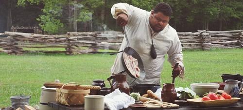 Culinary Historian Michael Twitty