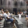 German and American theater students collaborate and collide on a pair of plays.