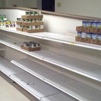 Cut backs in state funding mean leaner times for area food banks and pantries