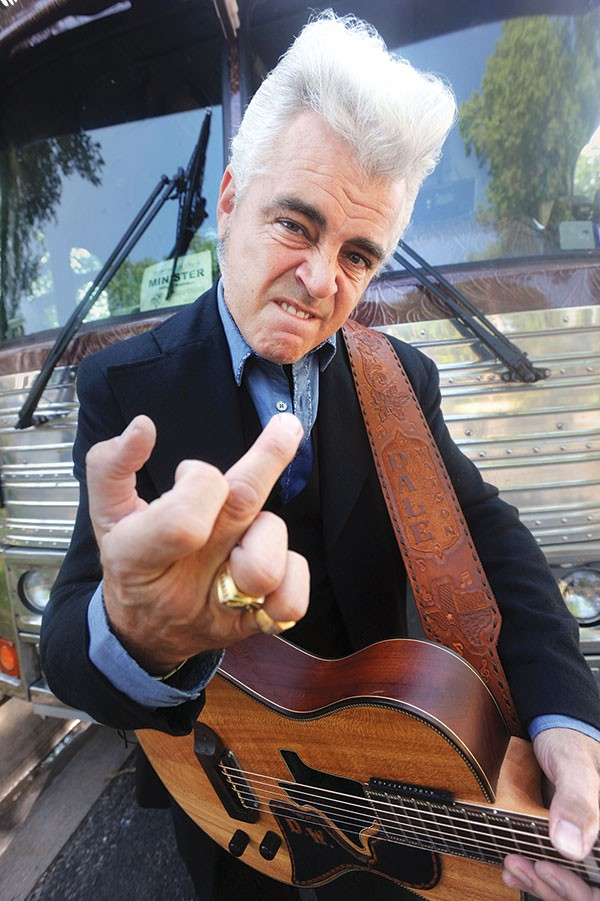 Dale Watson has a message for contemporary country music