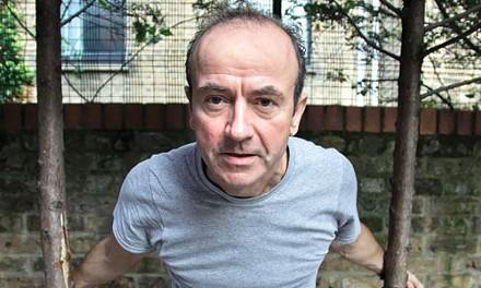 Dam good: Hugh Cornwell