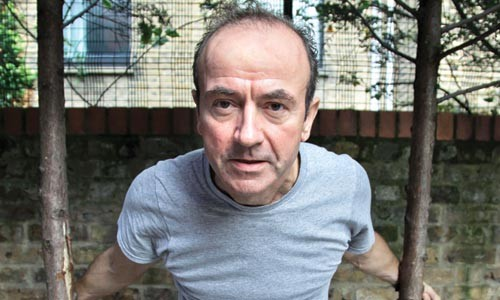 Dam good: Hugh Cornwell