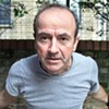 Hugh Cornwell of U.K. rockers The Stranglers performs at Thunderbird Café