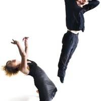 Dance Alloy's Stephanie Dumaine and Christopher Bandy