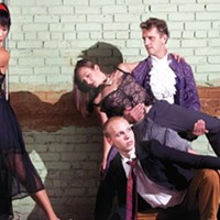 A dance take on illustrator Edward Gorey's work, and a dance contest, highlight Attack Theatre's new <i>[Insert Clever and Thought Provoking Title Here]</i>.