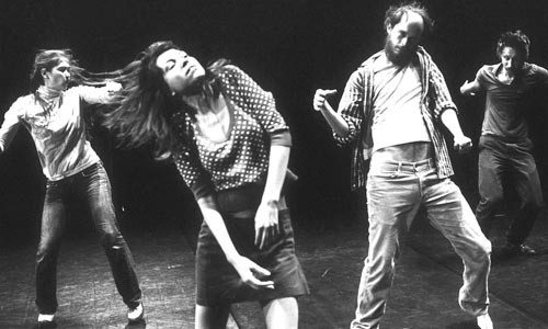 """Dancing for the cure: from """"Tarantism,"""" by Joachim Koester - IMAGE COURTESY OF THE ARTIST AND GREENE NAFTALI, NEW YORK."""