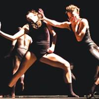 Dark and romantic: Sidra Bell Dance New York.