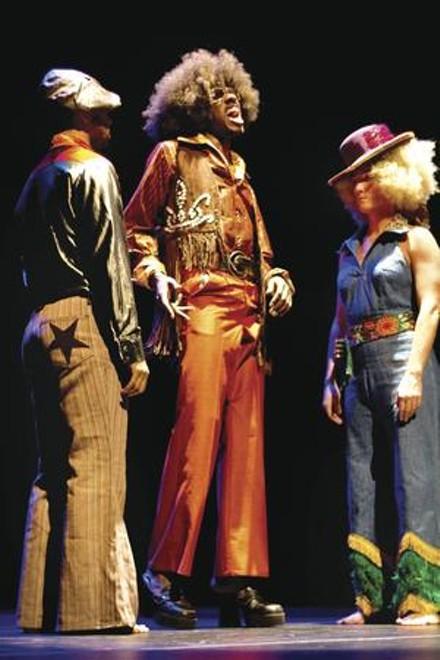 David Dorfman Dance's Prophets of Funk - PHOTO COURTESY OF ADAM CAMPOS