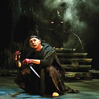 <i>Macbeth</i> at PICT Classic Theatre