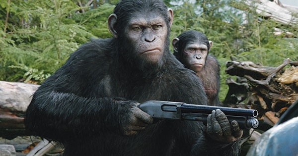 Dawn of the Planet of the Apes, July 11