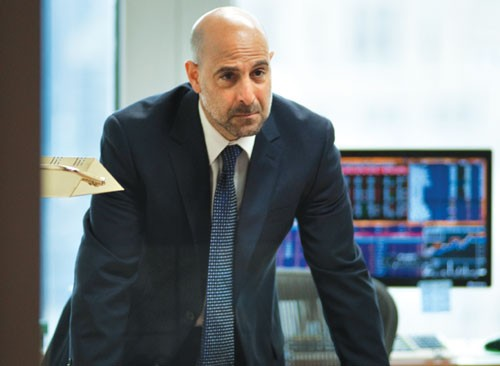 Day of reckoning: Stanley Tucci