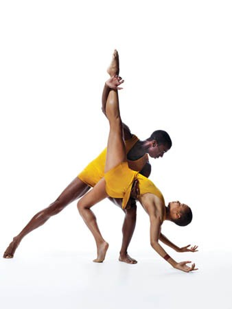 """Deeply Rooted Dance Theater performs """"Wild Is the Wind."""" - PHOTO COURTRESY OF SANDRO."""