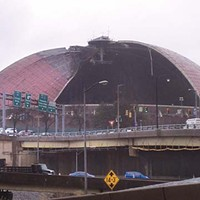 Demolition of the Civic Arena