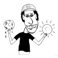 Dishwasher Pete: A self-portrait.