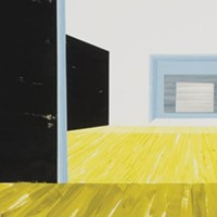 We train our eyes on <i>Snowblind</i>, a show of new painting at SPACE.