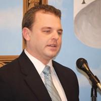 District 2 Pittsburgh City Council candidate Brendan Schubert