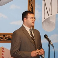 District 2 Pittsburgh City Council candidate Chris Metz