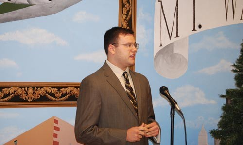 District 2 Pittsburgh City Council candidate Chris Metz - CHARLIE DEITCH
