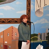 District 2 Pittsburgh City Council candidate Georgia Blotzer