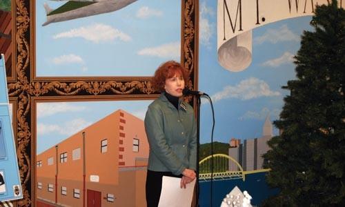 District 2 Pittsburgh City Council candidate Georgia Blotzer - CHARLIE DEITCH