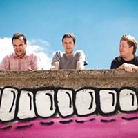 Synth-pop band Future Islands returns with a new song cycle