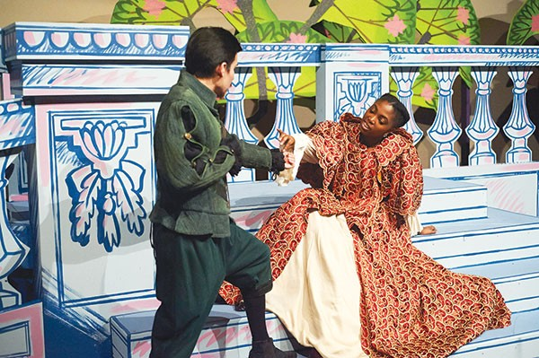 Dog in the Manger at University of Pittsburgh Stages