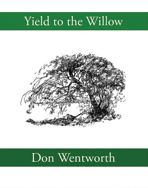 Don Wentworth, book cover