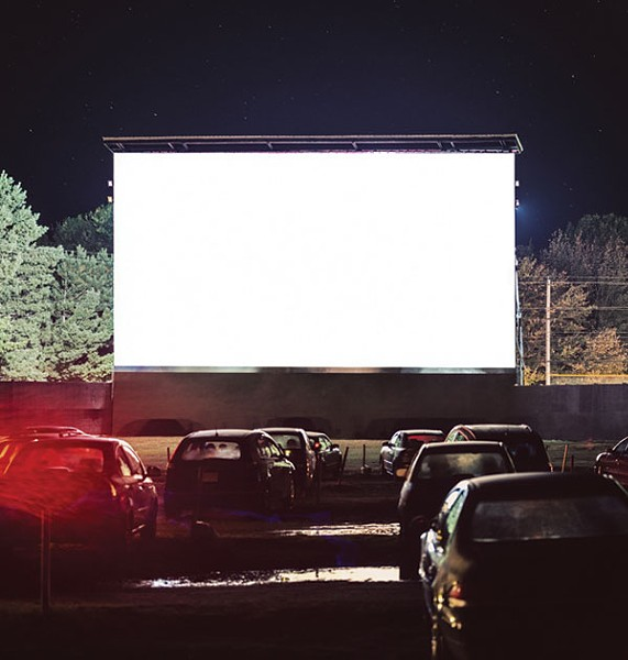 DriveIn Movie Theaters