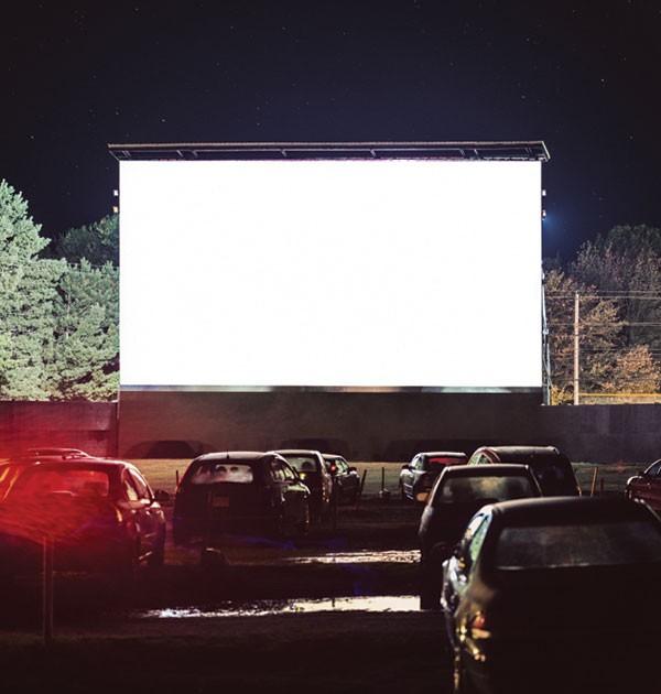 DriveIn Movie Theaters