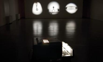 """Drop it: Julien Maire's """"Les Instantanes,"""" at Wood Street"""