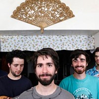 """""""Drunken bluegrass"""" band Ursa Major solidifies local ties with new release and DIY space"""