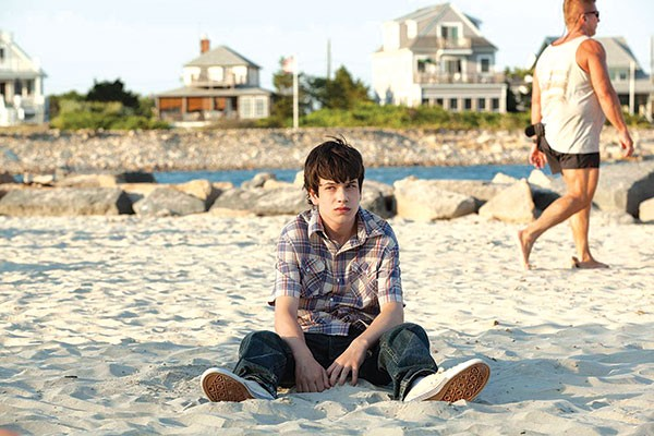 Duncan (Liam James) isn't much of a beach boy.
