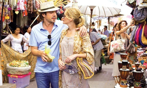 Eat, Pray, Love, Aug. 13