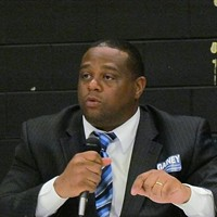 Ed Gainey holds forth on March 29