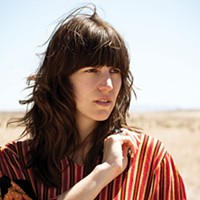 Eleanor Friedberger goes for a new record